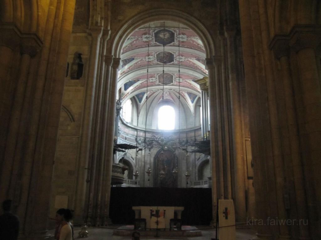 Церковь Святой Магдалены.