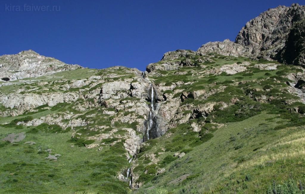 Водопад 1717